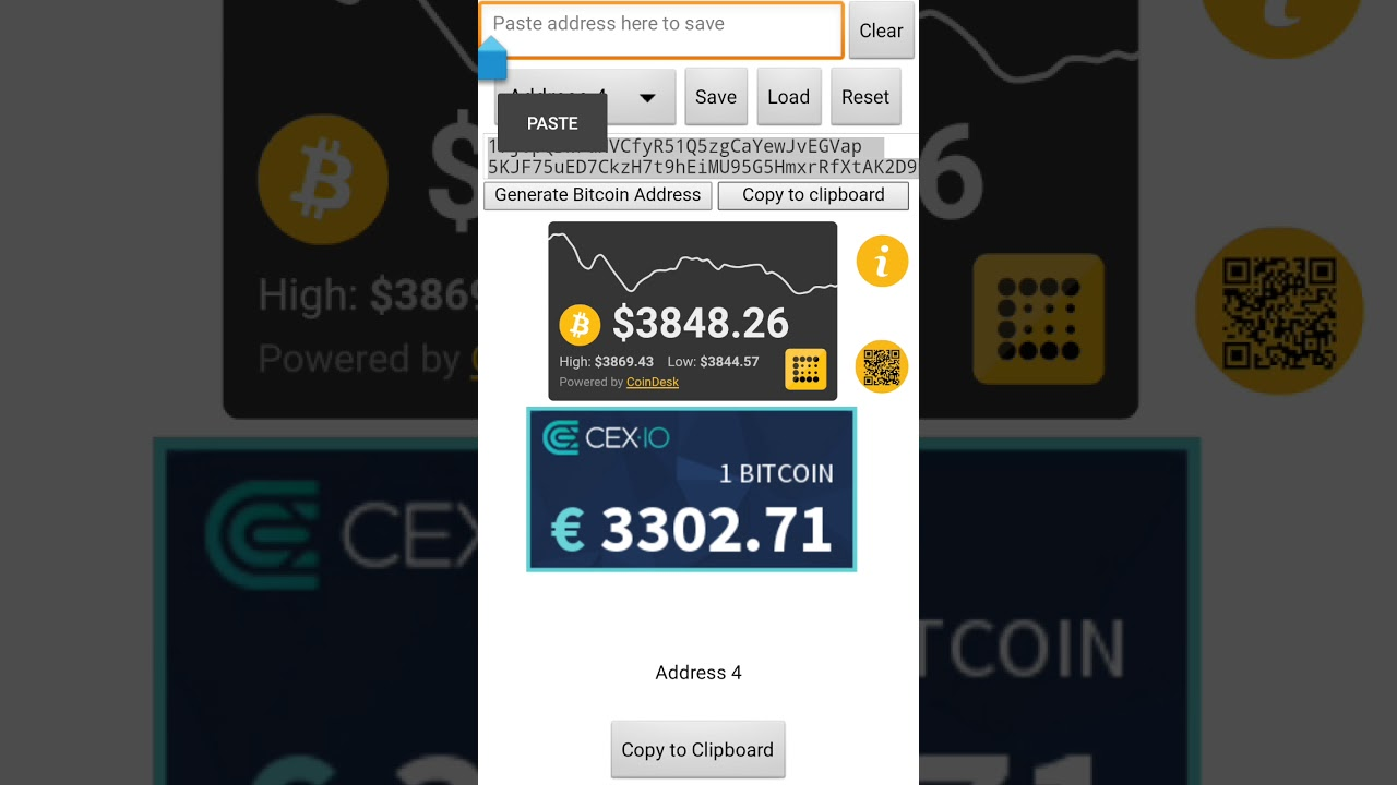 bitcoin cold wallet android