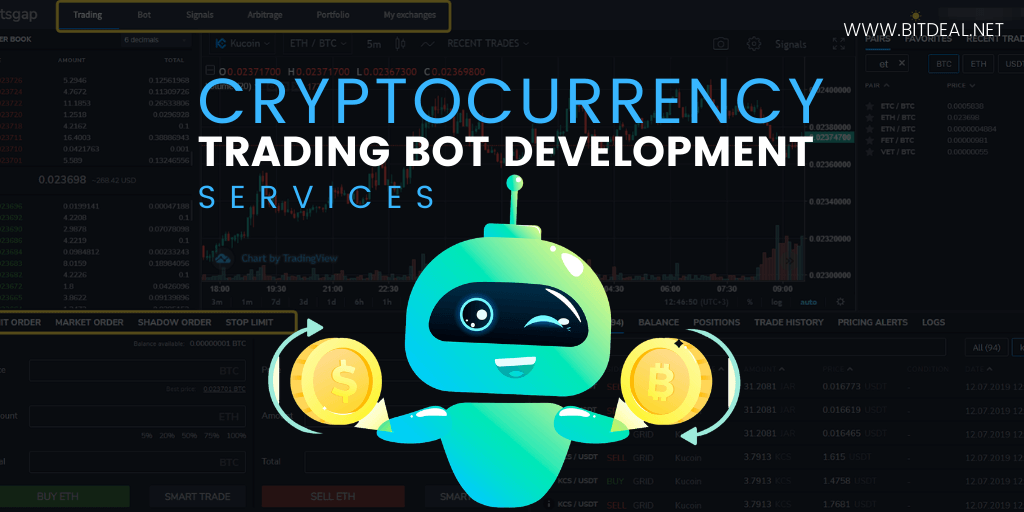 Bitcoin Trading Bot for BTC-e exchange